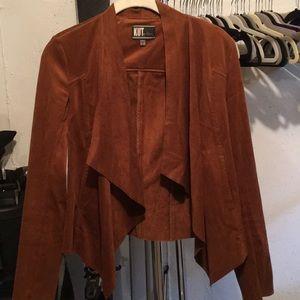 Suede Brown Jacket